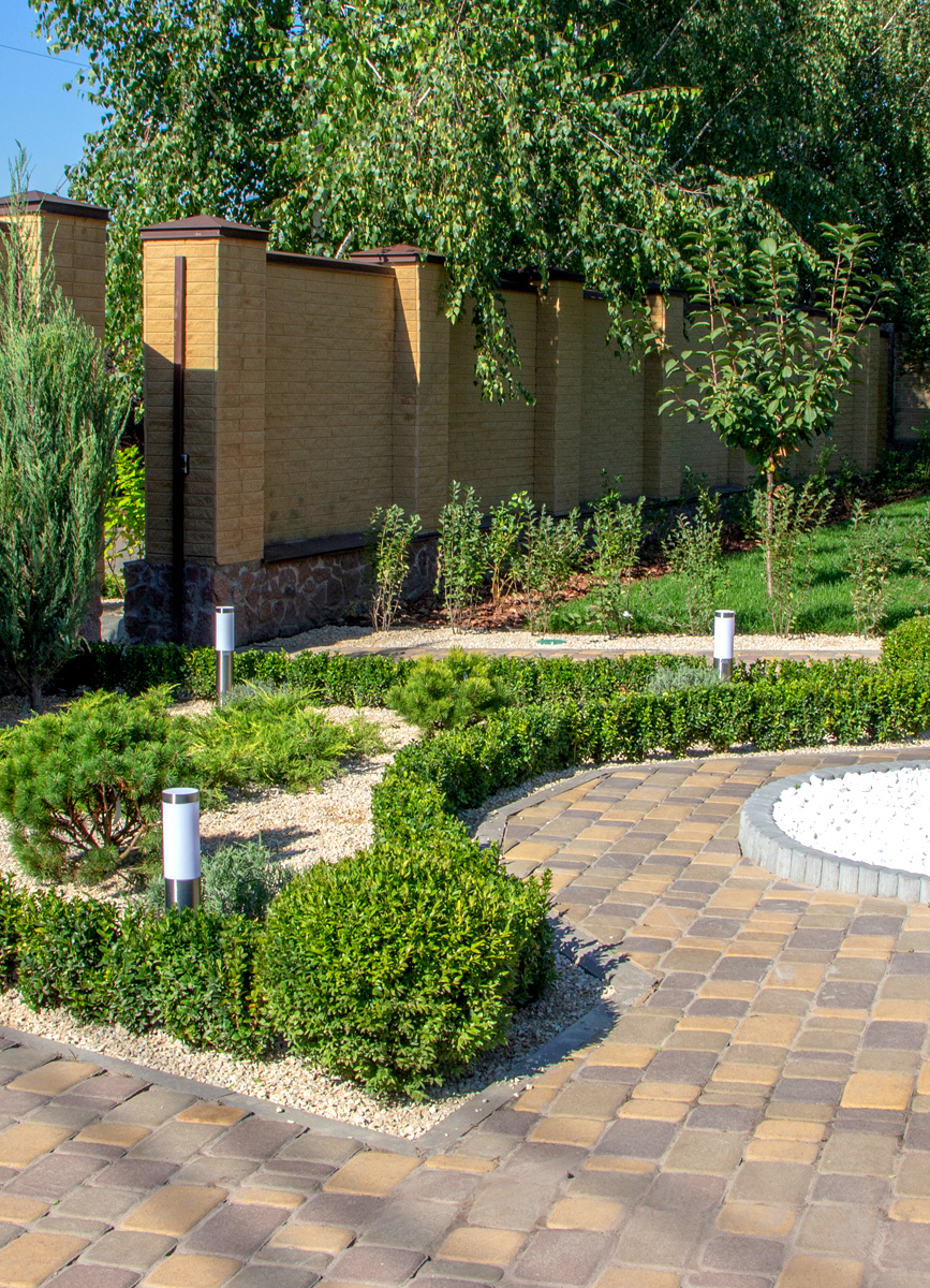 Landscaping in Middlesex